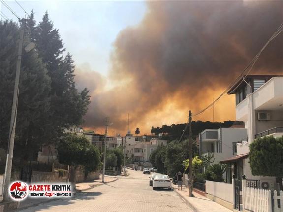 Hatay'da orman yangını: İki ilçeye daha sıçradı