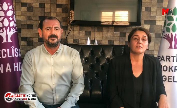 HDP Diyarbakır İl Eş Başkanları tutuklandı