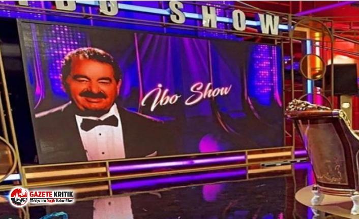 İbo Show 9 yıl sonra ekranlara bomba gibi dönüyor!...