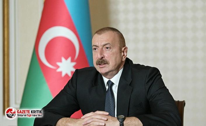 İlham Aliyev duyurdu: Tarihi köprüye Azerbaycan...