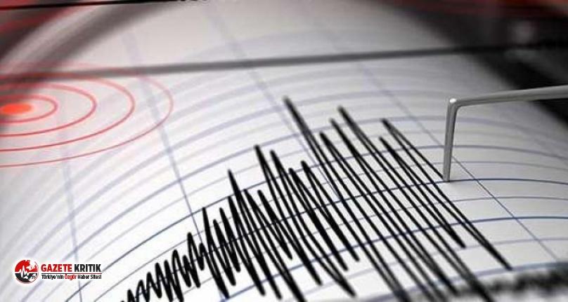 İran'da 5,4 büyüklüğünde deprem!