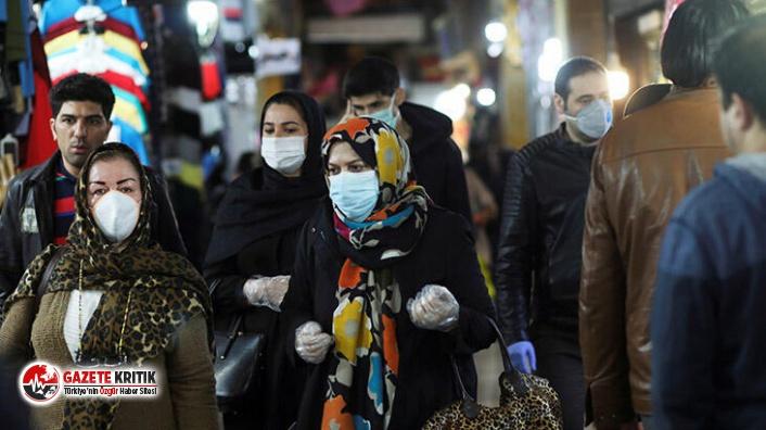İran'da son 24 saatte Kovid-19'dan 195...