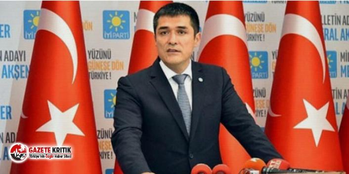 İYİ Parti İstanbul İl Başkanı Buğra Kavuncu'ya...