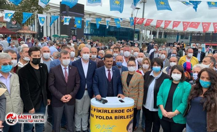 İYİ Parti'li Türkoğlu suyun peşini bırakmıyor!