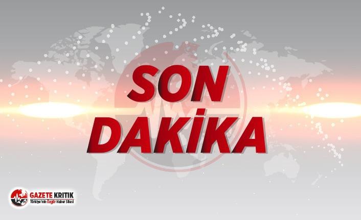 İzmir Bayraklı'da yıkılan bir binadan iki...