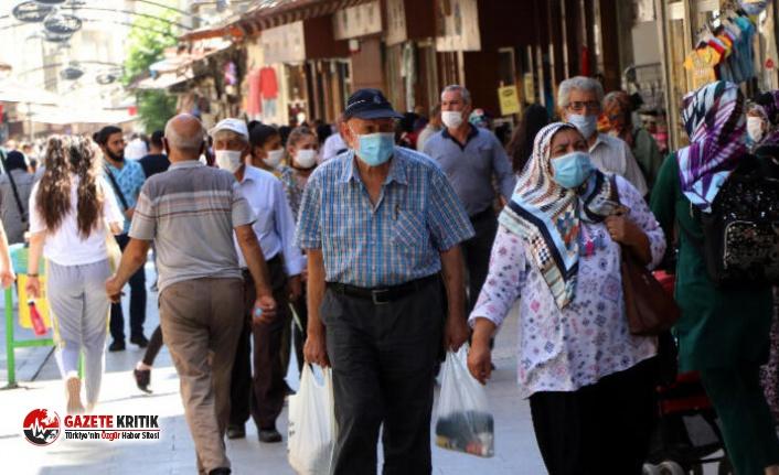 Karaman'da 65 yaş ve üstü için toplu ulaşım...