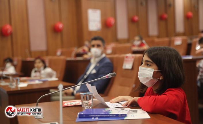 Kartal Belediyesi Çocuk Meclisi'nin İkinci Oturumu...