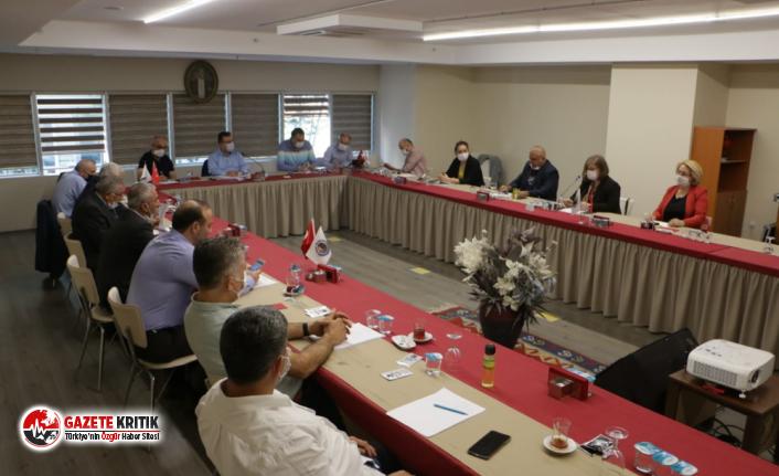 Kartal Belediyesi Muhtarlar Toplantısı'nın 134'üncüsünü gerçekleştirdi