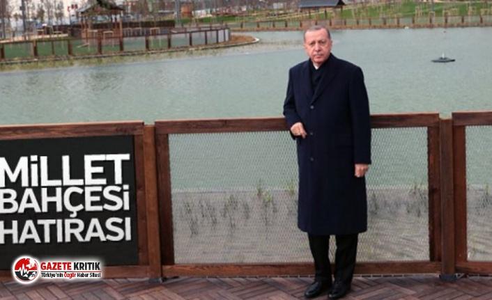 Kayseri'ye 101 milyon liralık 'Recep Tayyip...