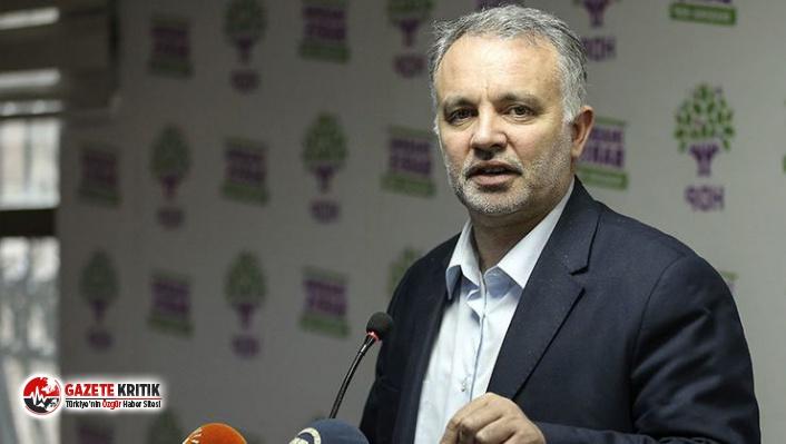 Kayyım atanan Kars Belediyesi, Ayhan Bilgen'i Twitter'dan...