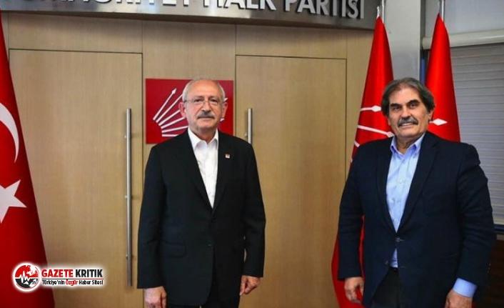 Kemal Kılıçdaroğlu'nun başdanışmanı koronavirüse...