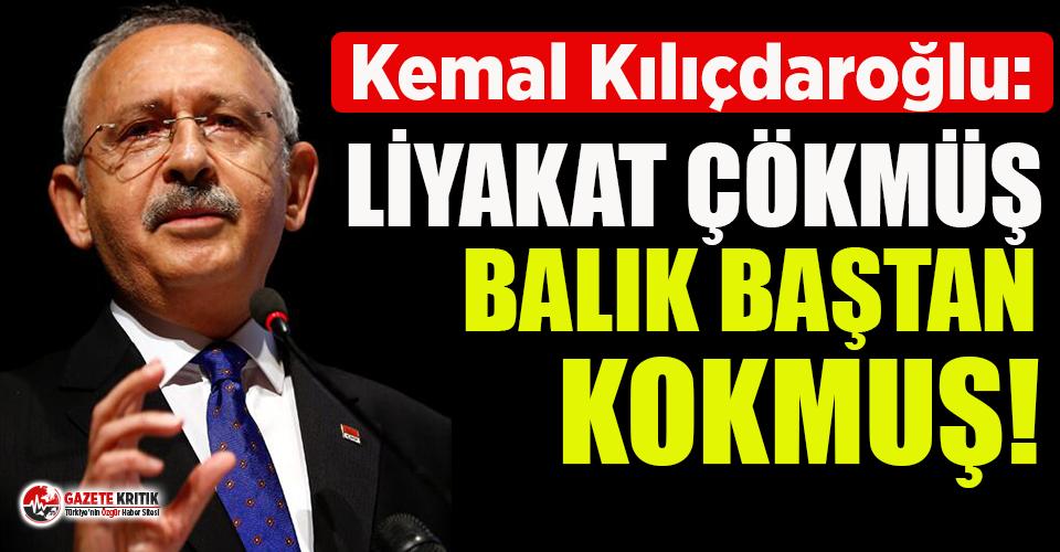 Kılıçdaroğlu'ndan Denizli Valisi'ne tepki: AK Parti'nin eş başkanı olmuş sayın vali