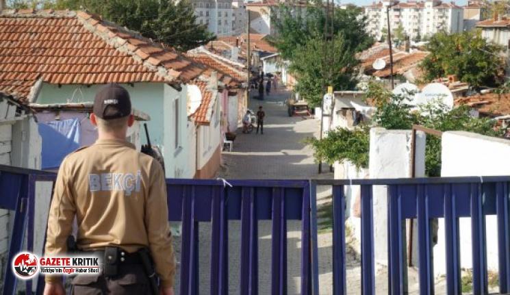Kırklareli'nde 2 sokak karantina altına alındı
