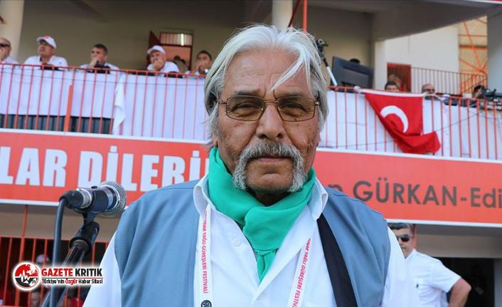 Kırkpınar'ın önemli ismi 'Pele Mehmet'...