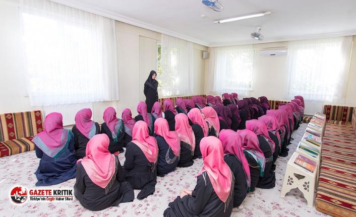 Kuran kursları, ana sınıfı ihtiyacını karşılıyormuş
