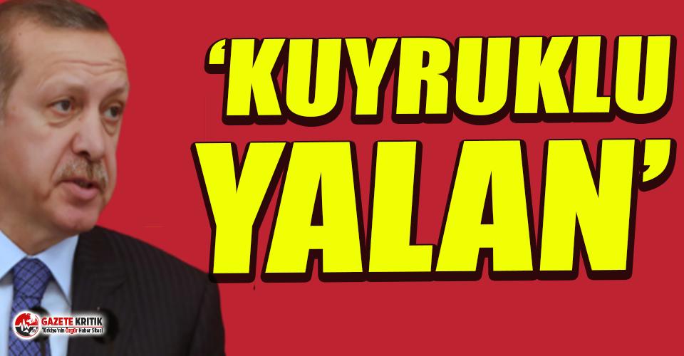 'Maalesef AK Parti Genel Başkanını yine kandırmışlar'