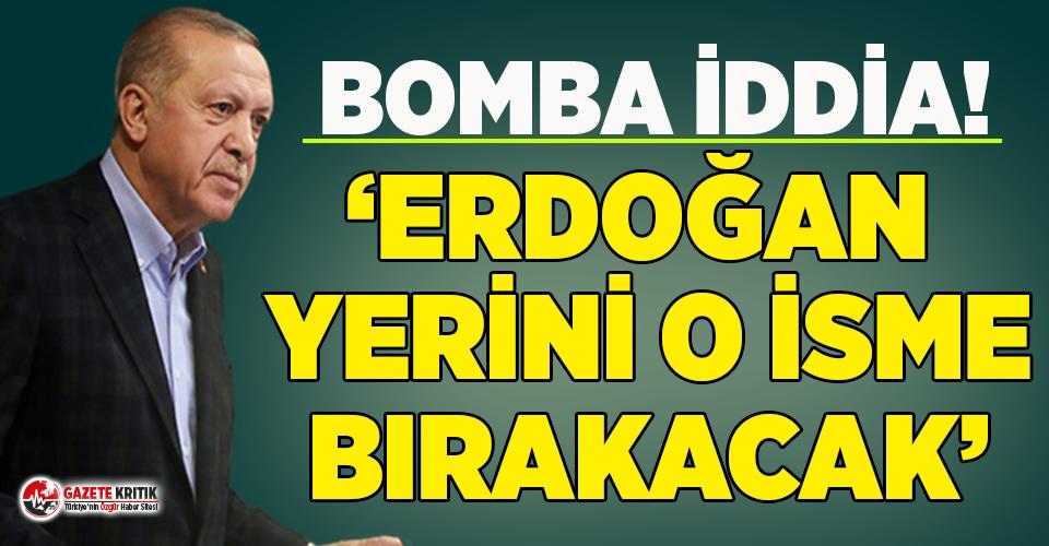 """MAK Araştırma Şirketi sahibinden bomba iddia: """"Erdoğan yerini o isme bırakacak"""""""