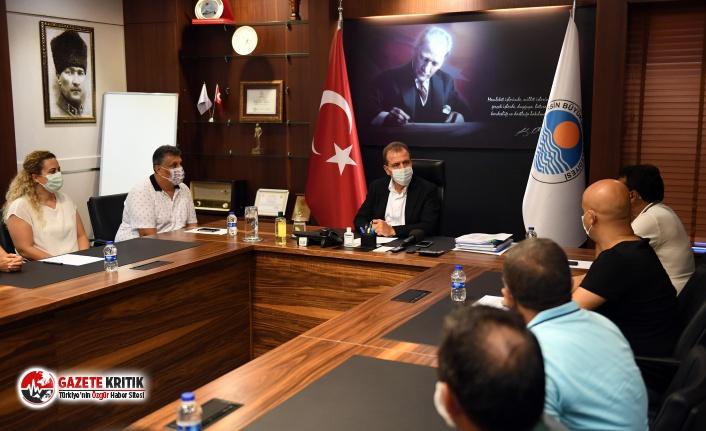 Mersin Büyükşehir, 1080 kadrolu işçiyi ilgilendiren...