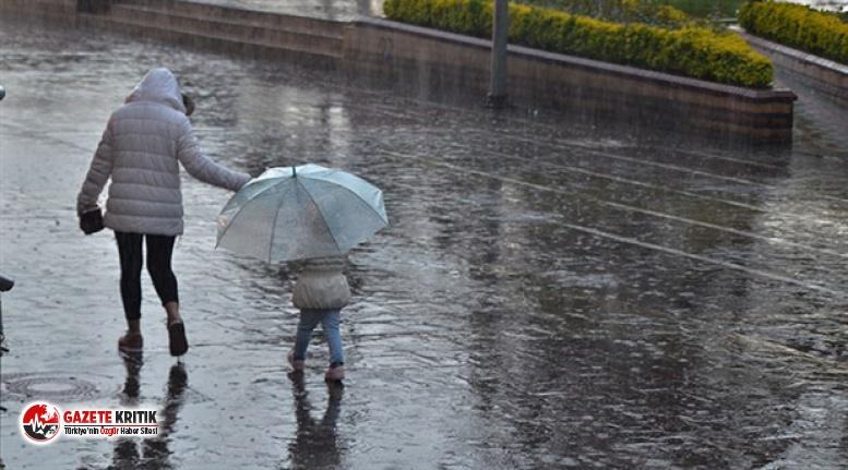 Meteoroloji'den İstanbul ve Ankara için kritik...