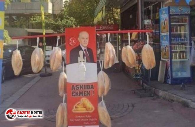 MHP kulisinden 'askıda ekmek' yorumu: Refah dönemlerinde âdettir