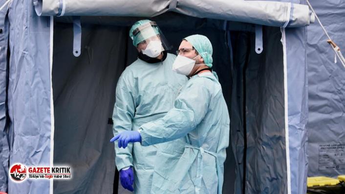 Polonya'da Son 24 saatte 13 bin 632 #koronavirüs vakası görüldü