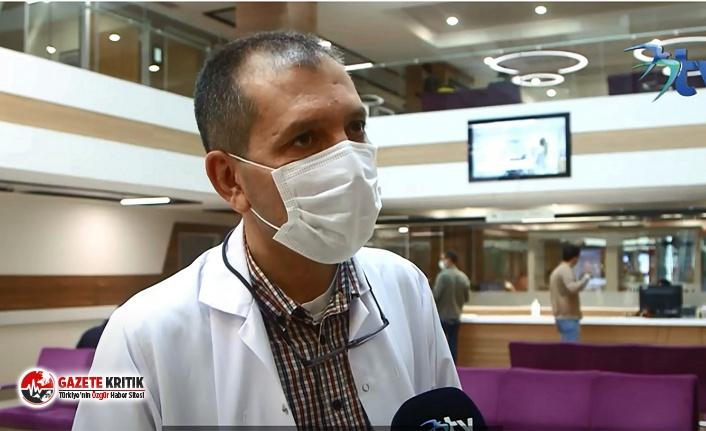 PROF. DR. BÜLENT ERTUĞRUL YÜKSELİŞE GEÇEN COVID-19...