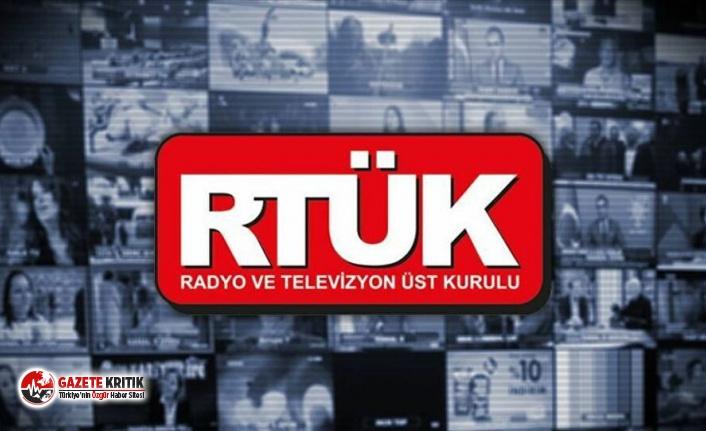 Radyo ve Televizyon Üst Kurulu'ndan 'orantısız ceza özlemiyle ayrımcılık yapıldığı iddiaları'na yalanlama