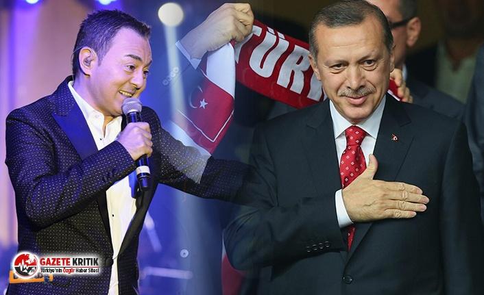 Serdar Ortaç'tan Erdoğan'ın boykot çağrısına destek: Fransız marka arabalara bineceğinize at arabasına binin daha iyi