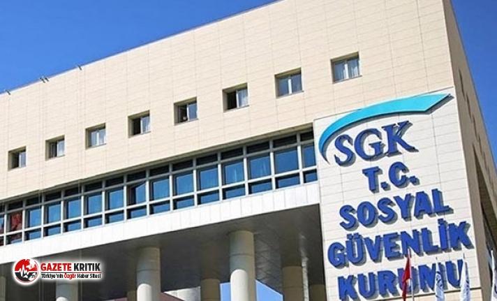 SGK gelir hedefi 17.5 milyar eridi, prim tahsilatları 16.3 milyar azaldı
