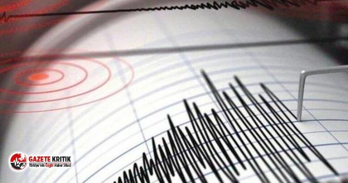 Son dakika! Bingöl'de 4 büyüklüğünde deprem