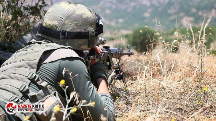Tunceli'de 2 terörist etkisiz hale getirildi