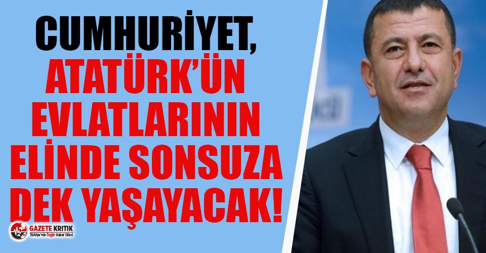 Veli Ağbaba: Cumhuriyeti savunmak tek adamlığa...