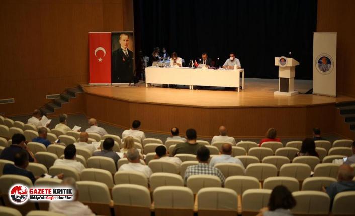 Yenişehir Belediyesi'nin 2021 mali bütçesi...