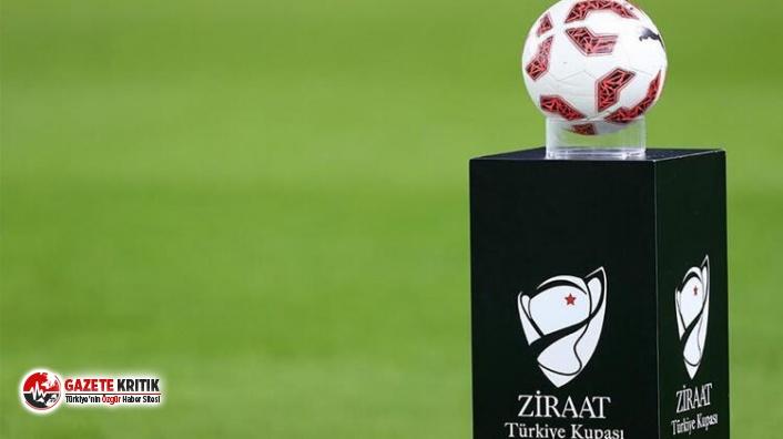 Ziraat Türkiye Kupası maç takvimi açıklandı