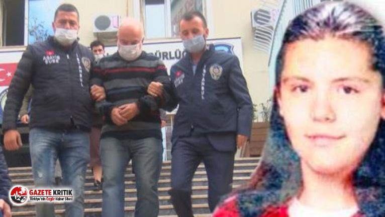 12 yaşında öldürülen Hande Çinkitaş cinayeti...