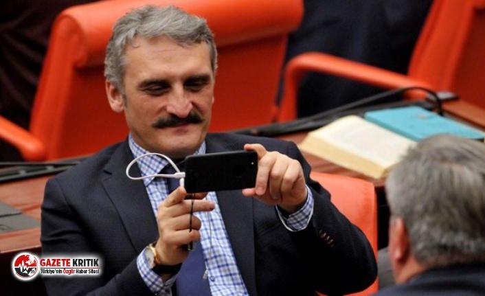 Abdülhamit'in torunu Osmanoğlu'ndan tarihi çeşmeye babasının adını yazdıran AKP'nin Yeliz'ine sert tepki!