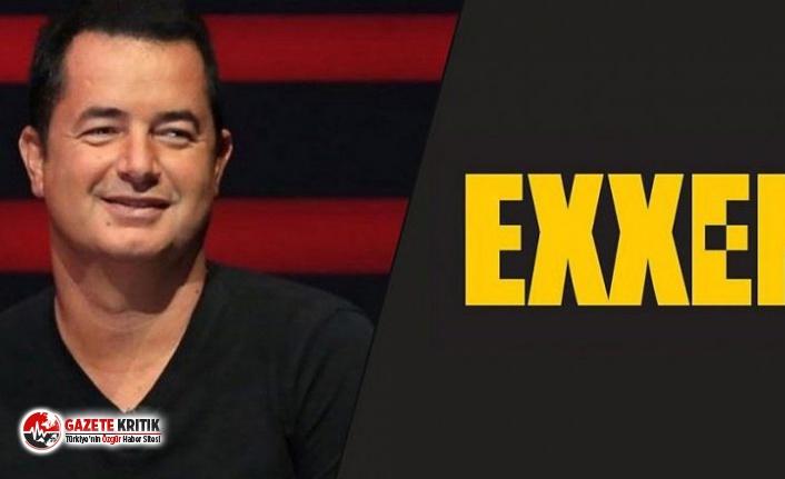 Acun Ilıcalı'dan 'Exxen'e bir flaş transfer daha!