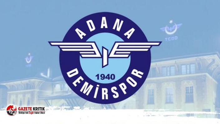 Adana Demirspor'da 24'ü futbolcu 29 kişi...