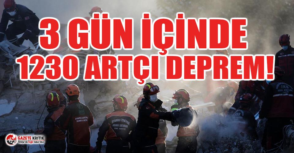 AFAD'dan İzmir için deprem raporu
