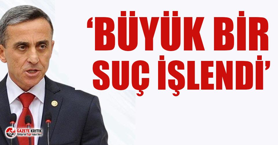 AKP'li Şirin Ünal tutanak sildirdi