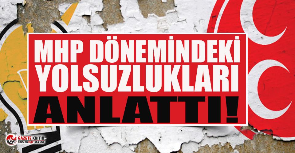 AKP'li başkandan MHP'ye zehir zemberek sözler!