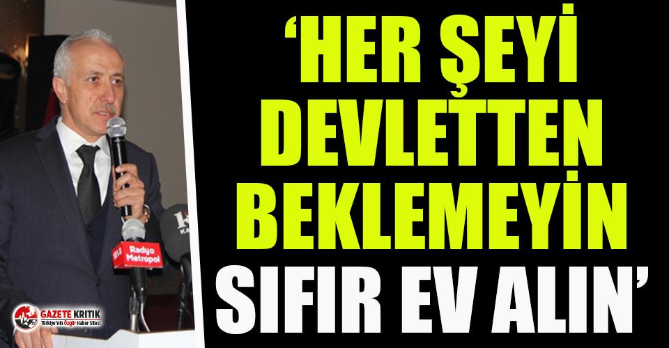 AKP'li belediye başkanından vatandaşa deprem...
