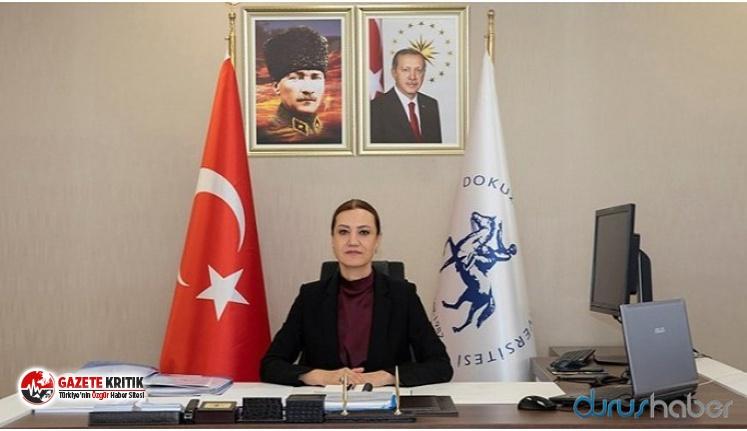 AKP'li rektör Hotar şimdi de eski AKP'li belediye başkanını müdür olarak atadı