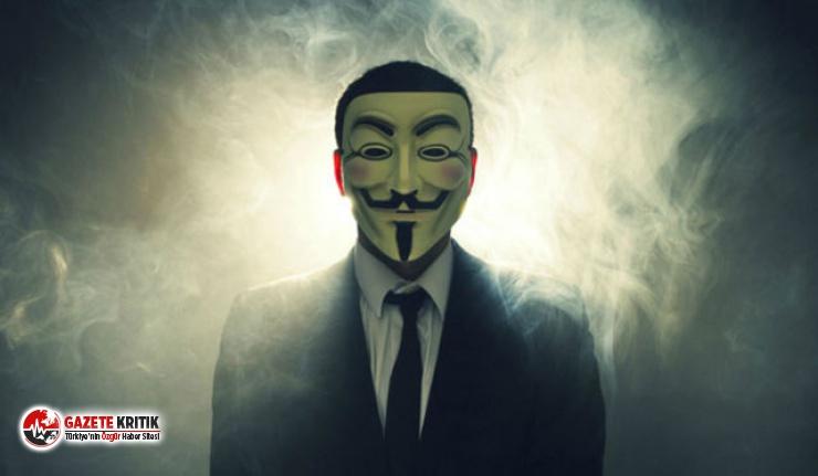 Anonymous grubu: Trump kaybetti, kutlarız