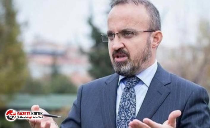Arınç'ın istifasına AKP'den ilk yorum:...