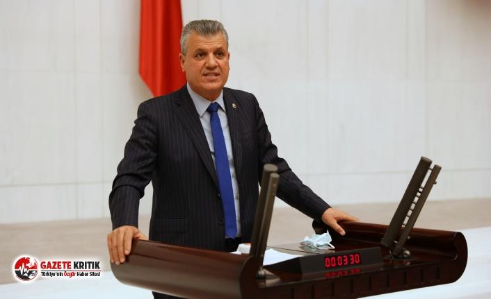 Ayhan Barut, açık denizdeki kazayı Meclis gündemine...