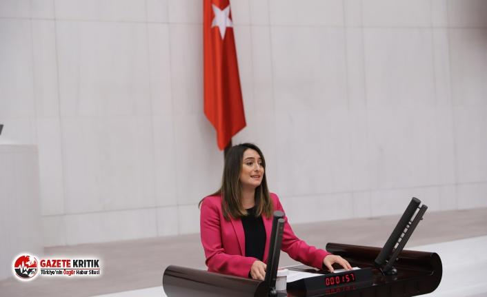"""Aysu Bankoğlu: """"Kadına karşı şiddeti önlemek için gerekli tedbirleri alın"""