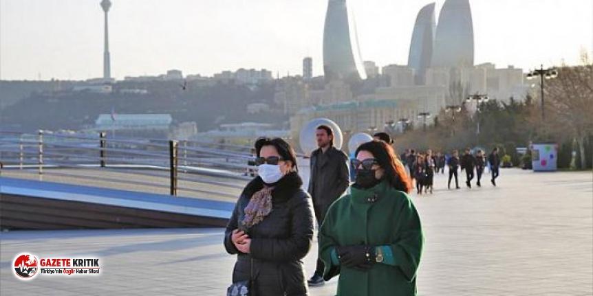 Azerbaycan'da en yüksek günlük koronavirüs...