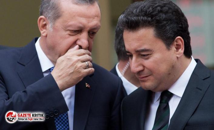 Babacan'dan çok konuşulacak Erdoğan itirafı!