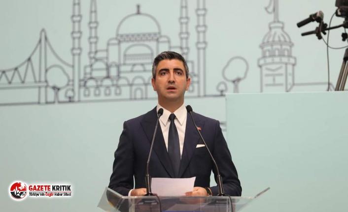 Başkan Gökhan Yüksel: 'Kayıp' bir İstanbul,...